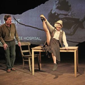 Visible theatre production list